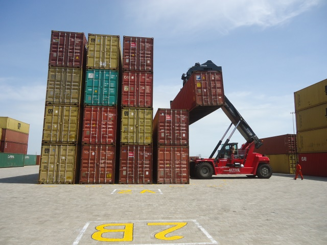 HMTPL Container Freight Station